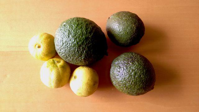 Zielone cytryny