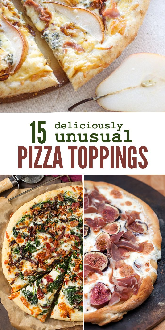 15 Unusual Pizza Topping Ideas That Are Surprisingly Yummy