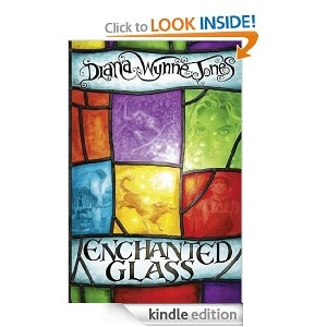 Enchanted Glass [Kindle Edition]  Diana Wynne Jones (Author)