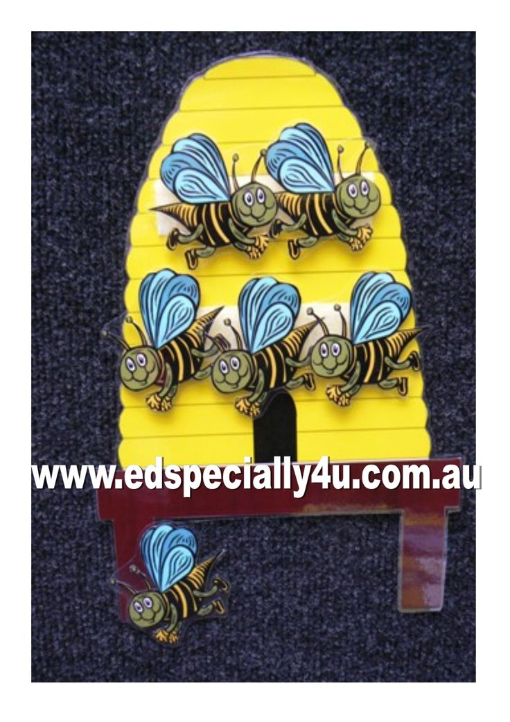Buzzy Bees-a motivating and hands-on learning resource for your music/singing, literacy and numeracy programs.  Visit www.edspecially4u.com.au to see all of our visual singing resources