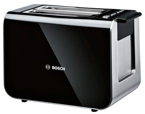 Тостер BOSCH TAT8613 Styline – интернет-магазин Эльдорадо