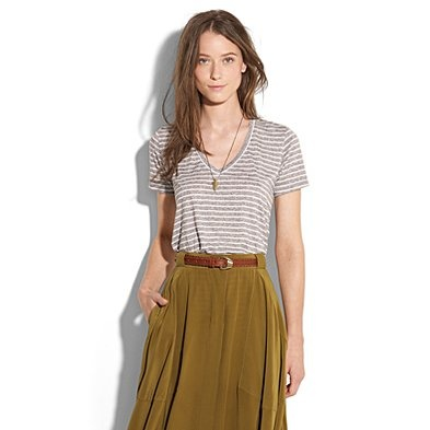 madewell. Love this skirt!