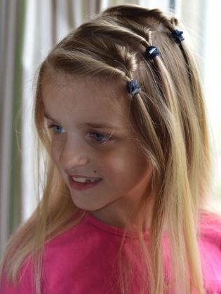Bambine con capelli lunghi: 20 pettinature ELEGANTI - Nostrofiglio.it