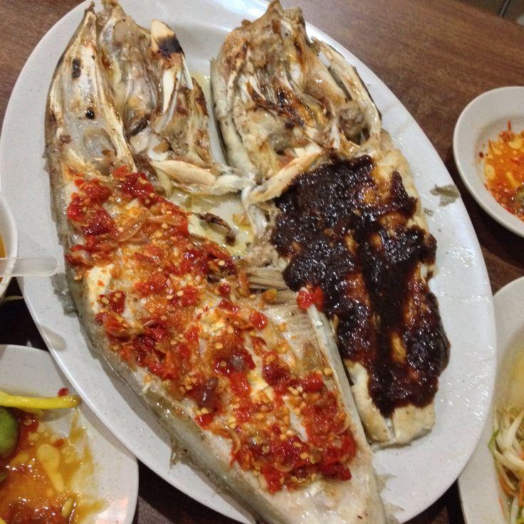 Grilled Sukang Fish - Rumah Makan Ujung Pandang BSD