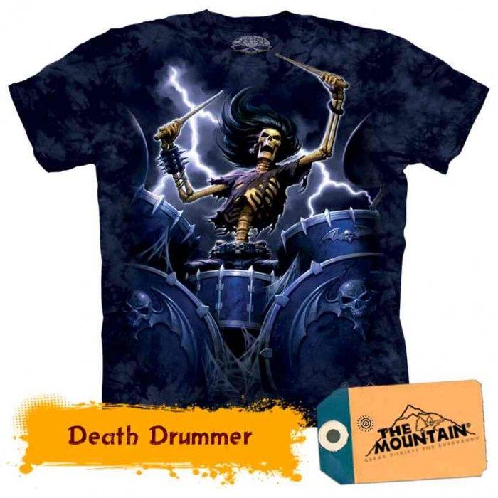 Tricouri The Mountain – Tricou Death Drummer