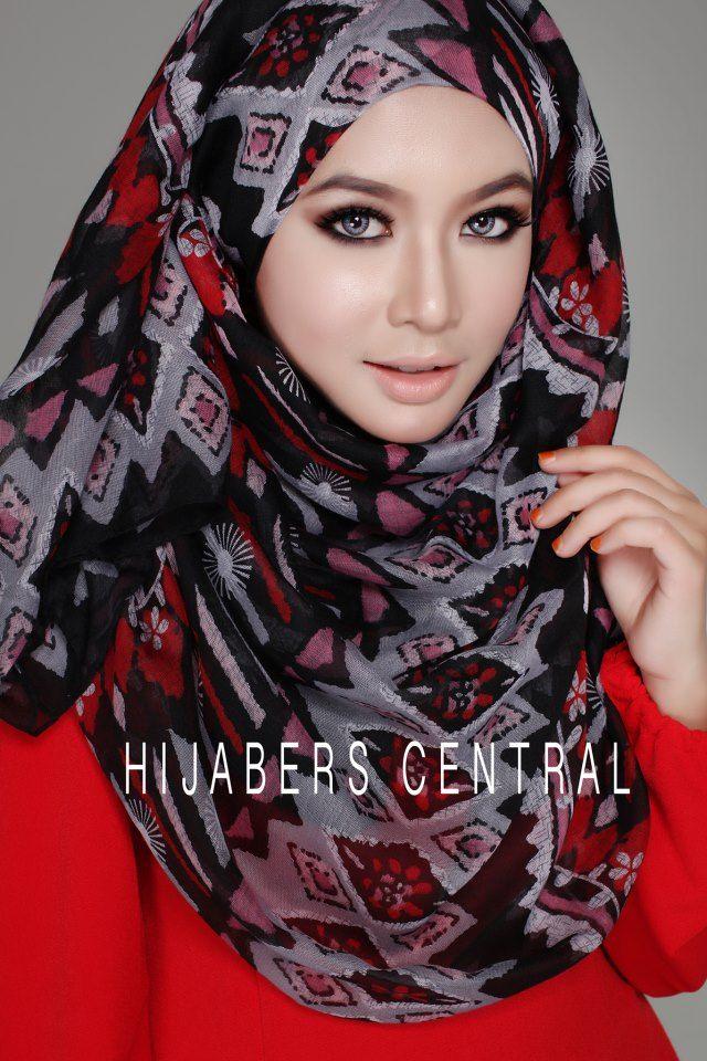 Love the scarf print