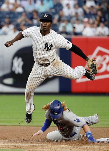 Didi Gregorius - NY Yankees