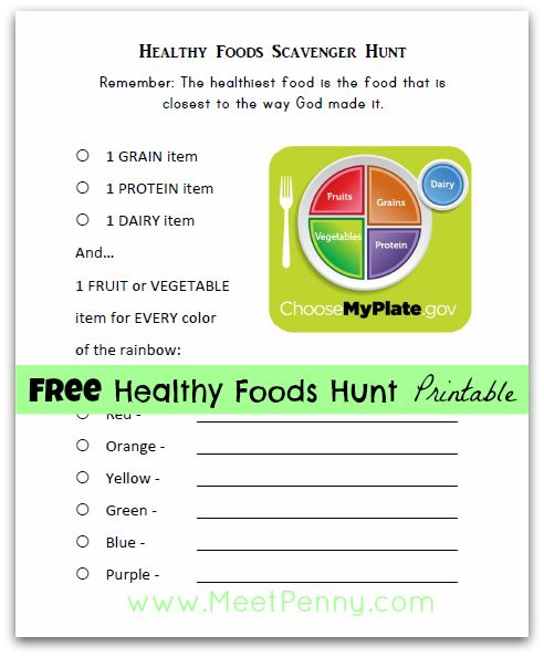28 Images Of Template Choose MyPlate Evreneterlesson plans unique