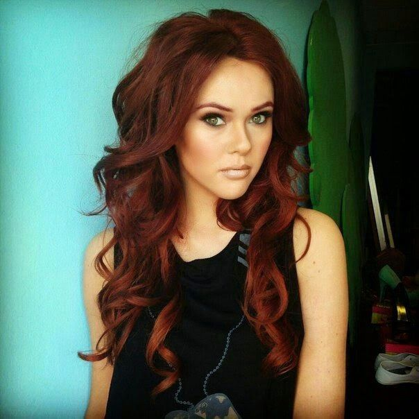 This is the color I dyed my hair last time.. Thinking about doing it again so I can wear my extensions every once in a while.  See more http...