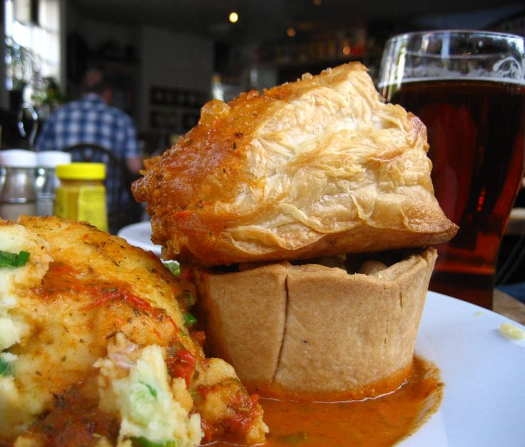London's 7 Best Pub Pies | Thrillist