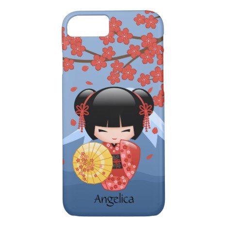 girl iphone case Geisha
