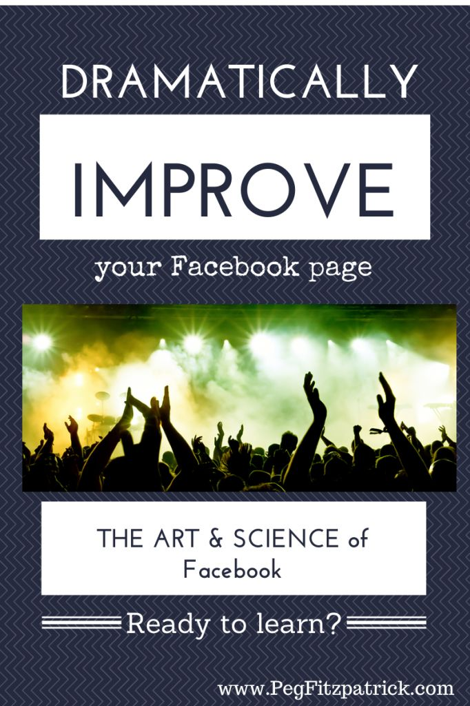Dramatically Improve your Facebook Page