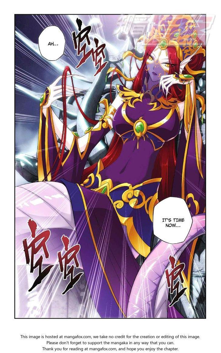 Queen Medusa from Battle Through The Heavens imagens)