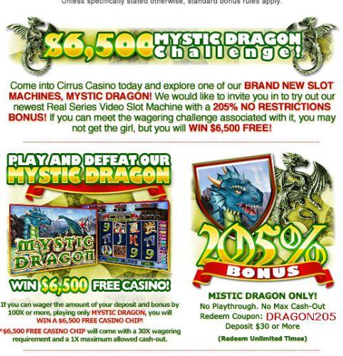 ocean online casino promo code