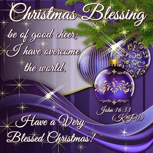 christmas blessings to you all - Have A Blessed Christmas