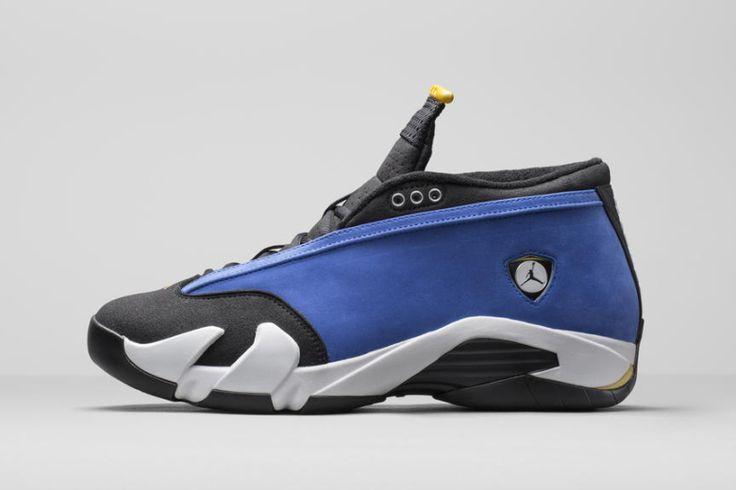 """Jordan Brand Announces """"Aqua"""" & """"Chrome"""" 8s, """"Laney"""" 14s and More for Holiday 2015"""