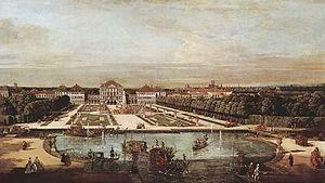 Nymphenburg Palace - Wikipedia, the free encyclopedia: Free Encyclopedia, Nerdy Traveling