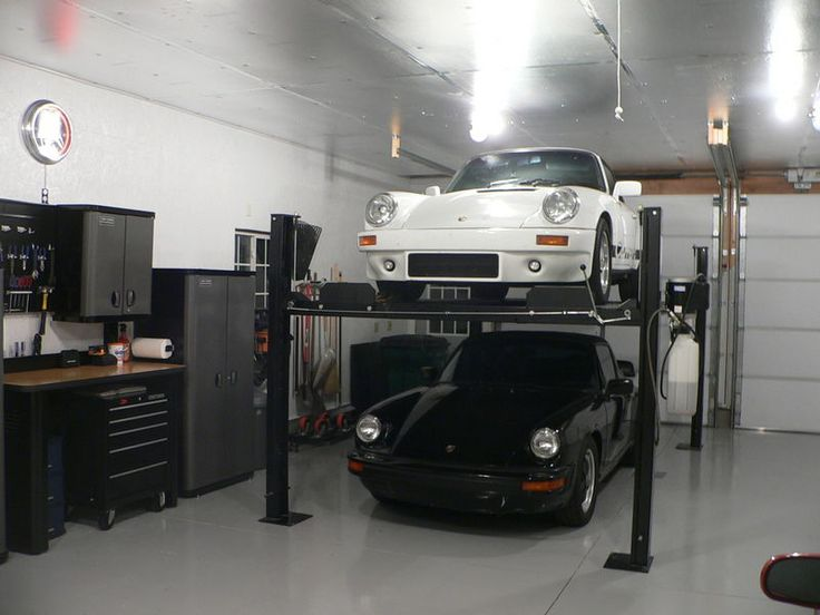 Help me buy a 4-post lift - Pelican Parts Technical BBS