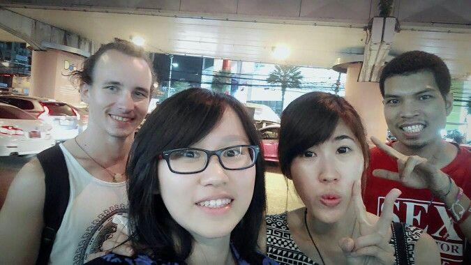 My explore in Bangkok