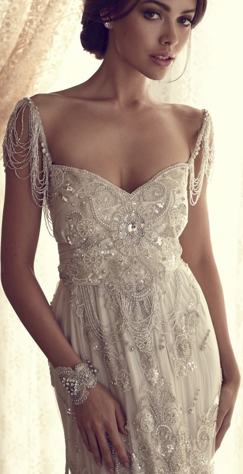 Anna Campbell 2013 Bridal Collection