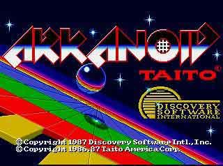 Arkanoid  Flash remake of the original arcade smash hit Arkanoid. It's nice to see that the gameplay, graphics and sound that made the original so great have been kept intact.