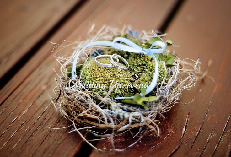 L'alternativa al cuscino, il nido