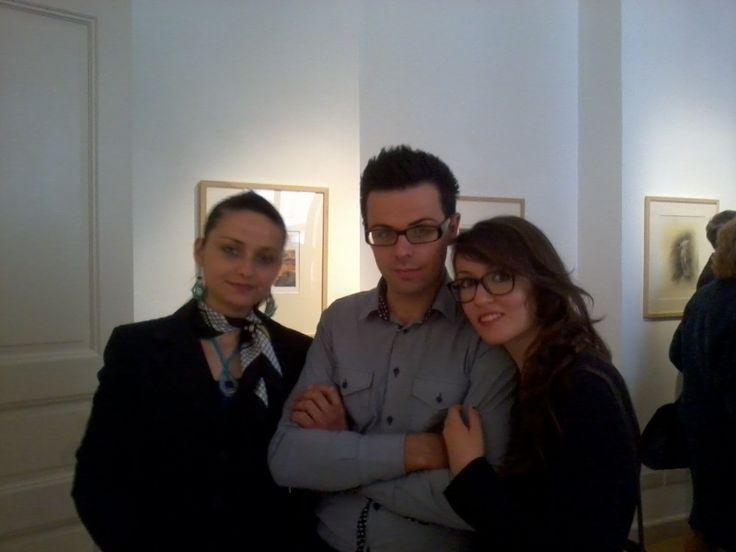 """Catania Art Gallery- 11-05-2014 inaugurazione della mostra itinerante """"Artisti per Morgantina"""" del Club Unesco di Enna."""