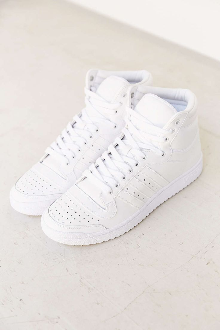 adidas Top 10 High-Top Sneaker