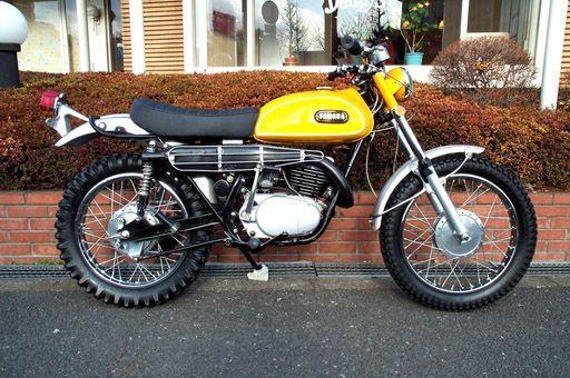 Reviving a 1972 yamaha dt 250 advrider enduro for Yamaha 400cc motorcycle