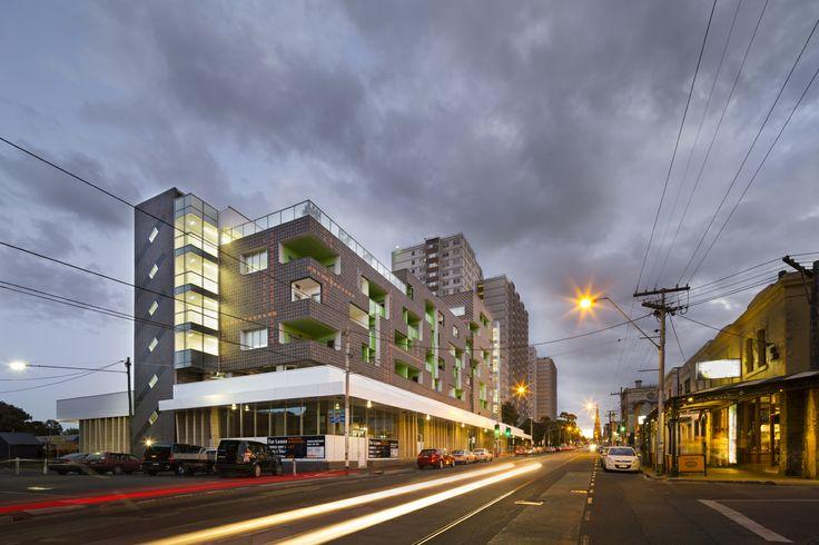 Social Housing - Fitzroy