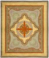 2014 Hoopsisters Embroid-a-Block of the Month: Jacobean Journey. Beautiful! Classes offered in both stores too.