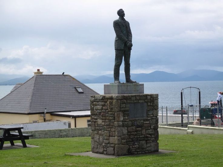 Roger Casement statue, Ballyheigue, Co Kerry