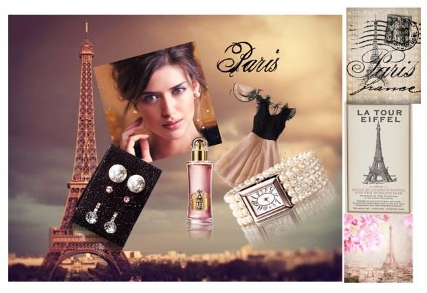 Sparkle in Paris - sve se može naručiti (osim haljine)