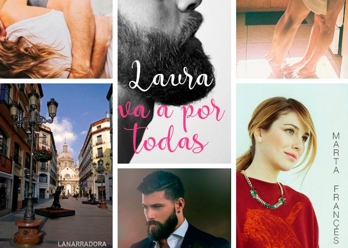 [Reseña] Laura va a por todas de Marta Francés