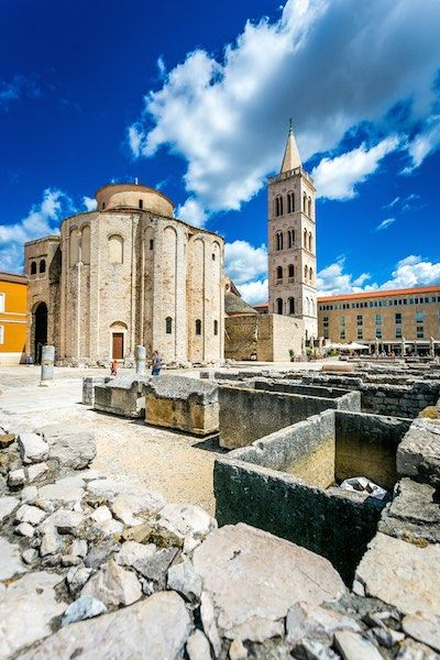 Zadar, Croatia  Can't wait to be there in a few months and meeting my family ❤️