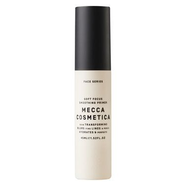 Mecca Cosmetica A smoothing primer that will transform your skin in seconds - consider it your very own soft-focus filter in a bottle.