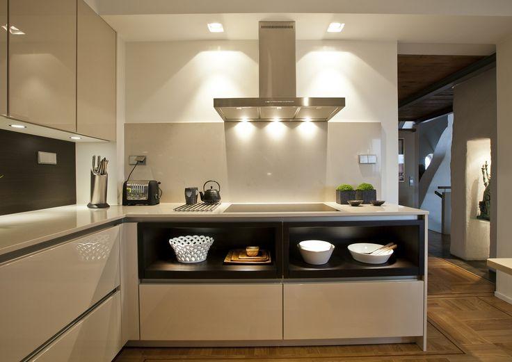 Modernt kök från SieMatic