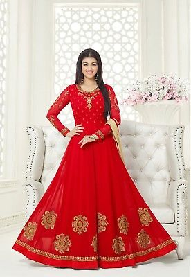 Other Womens Clothing 314: Indian Bollywood Pakistani Ethnic Suit Wedding Designer Anarkali Suit Se Us 15 -> BUY IT NOW ONLY: $68.99 on eBay!