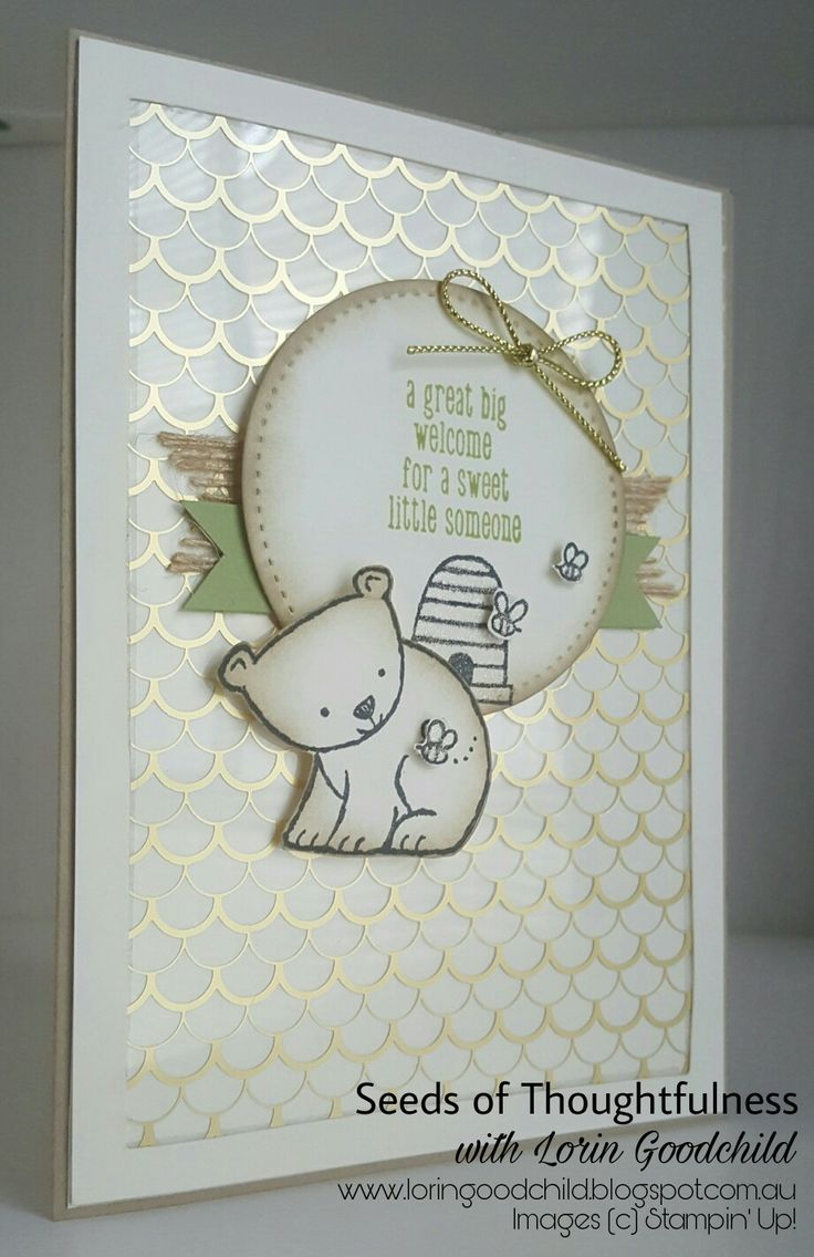 315 best Stampin Up - A Little Wild images on Pinterest   Animal ...