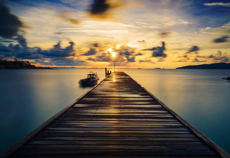 Photograph Seascape of Khao Leam Ya Pire by Taweesak Boonwirut on 500px