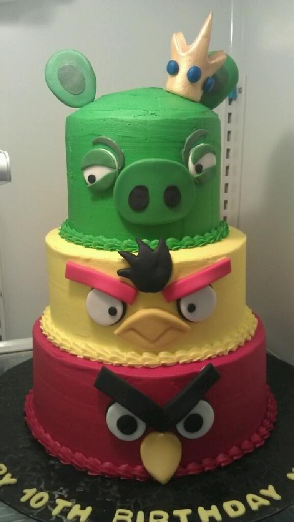 17 Best images about Angry Birds on Pinterest Cakes ...