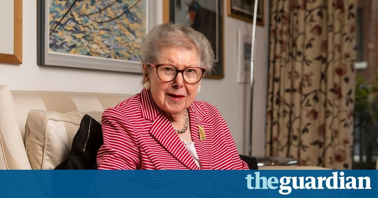 The former aide to Harold Wilson and Edward Heath on a rollicking career, coming out at 91 and a daily glass of claret