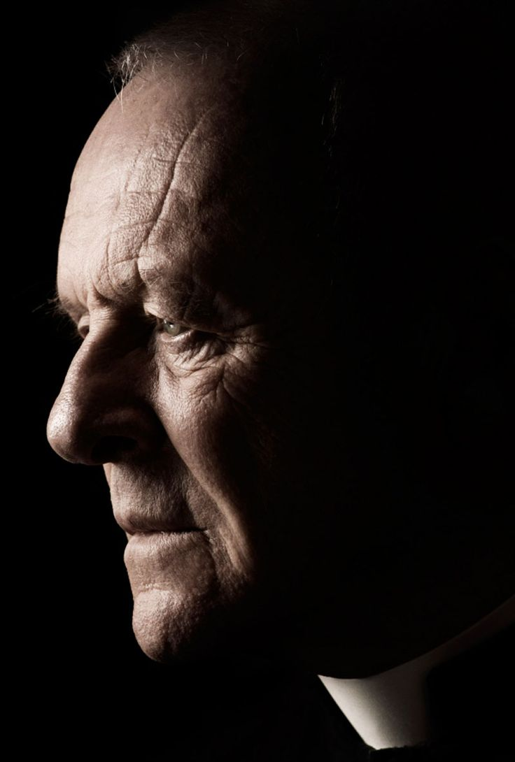 """Anthony Hopkins as Father Lucas Trevant in """"The Rite / El Rito"""" - Rostros / Faces / Portrait"""