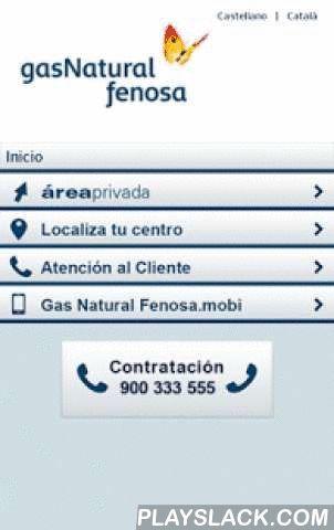 gas natural fenosa oficina v android app