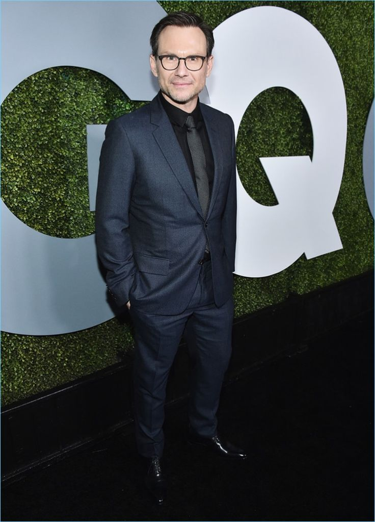 Rami Malek, Tom Holland, James Marsden + More Don Dior for GQ Men of the Year Party