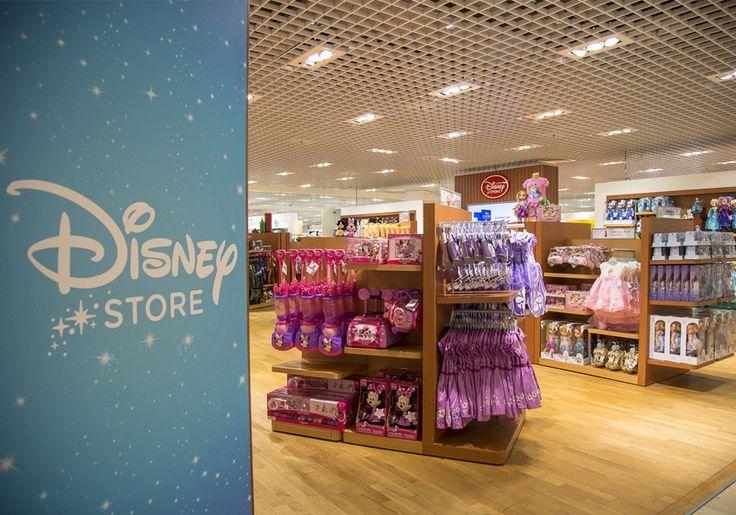 Disney Store s'installe aux Galeries Lafayette