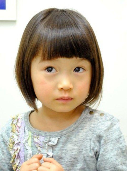 女の子の髪型・アレンジ・結び方まとめ【ショート・ボブ・入学式・七五三】 | Pinky[ピンキ-]
