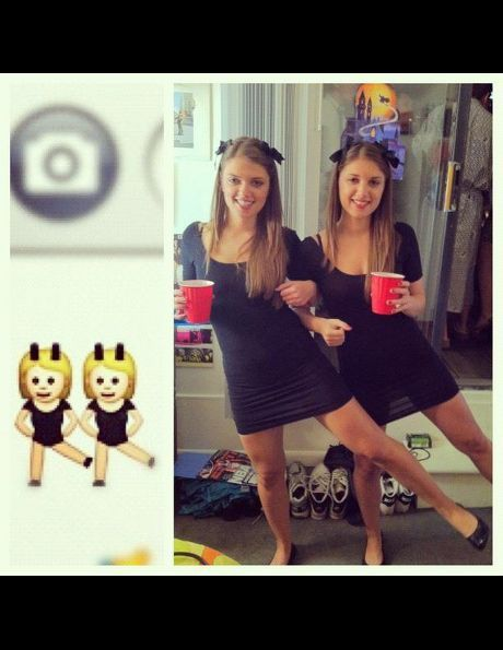 Dancing Emoji .... If only I had a twin