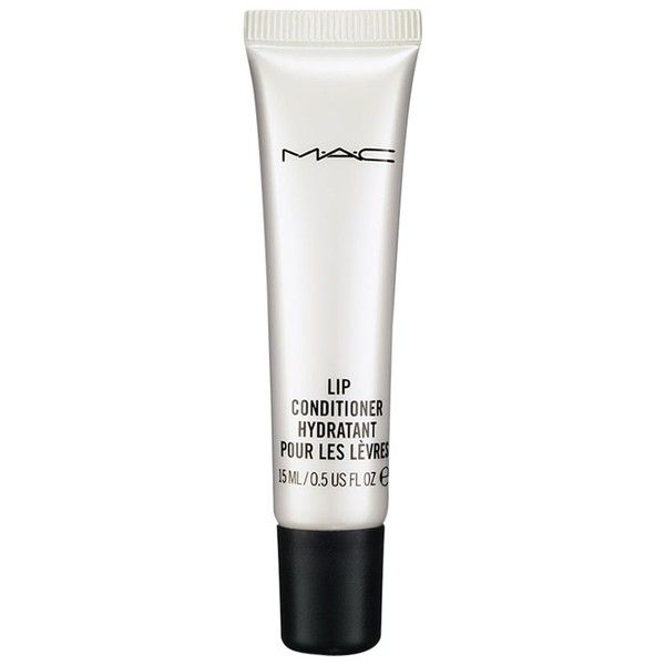 MAC Lip Conditioner ($17) ❤ liked on Polyvore featuring beauty products, skincare, lip care, lip treatments, beauty, makeup, fillers, lip gloss, lip treatment et mac cosmetics