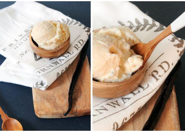 minute vanilla ice cream | Ice Cream | Pinterest